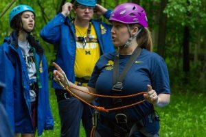 Adventure Leadership team building
